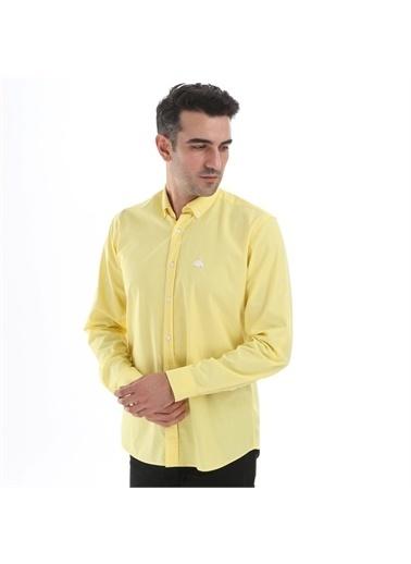 Robe di Kappa Rdk Gömlek Renaza  Sarı